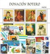 Chili, Colombie, Équateur, îles Falkland, Uruguay - Paquet de timbres  - Neufs