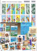 Ascension, Bolivie, Brésil, Chili - Paquet de timbres  - Neufs