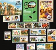 Equateur - Paquet de timbres  - Neufs