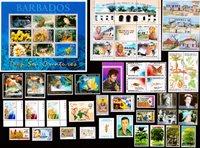Pays divers d'Amérique du Nord - Paquet de timbres- Neufs