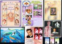 Nevis - Paquet de timbres - Neufs
