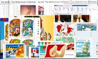 Canada - Paquet de timbres - Neufs