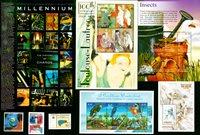 Dominique - Paquet de timbres - Neufs