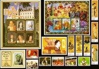 Antigua-et-Barbuda - Paquet de timbres - Neufs