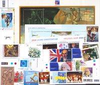 Grèce, Liechtenstein, Luxembourg, Malte, Portugal - Paquet de timbres - Neufs