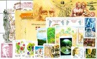 Moldavie, Russie, Ukraine, Slovaquie - Paquet de timbres - Neufs