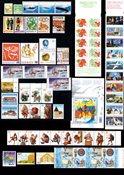 Aland, Danemark, Finlande, Islande, Suède - Paquet  de timbres - Neufs