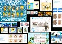 Aland, Danemark, Îles Féroé, Finlande, Islande, Suède - Paquet de timbres - Neufs