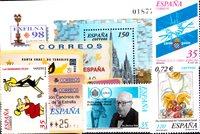 Espagne - Paquet de timbres - Neufs
