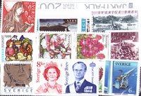 Suède - Paquet de timbres - Neufs