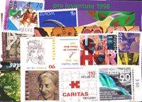 Suisse - Paquet de timbres - Neufs