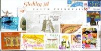 Islande- Paquet de timbres - Neufs