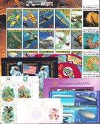 Marshalløerne - Frimærkepakke - Postfrisk
