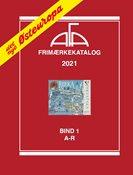 AFA Østeuropa frimærkekatalog bind I, 2021 (A-R)