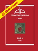 AFA Østeuropa frimærkekatalog bind II, 2021 (R-U)