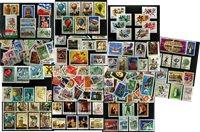 Ungarn - 7 frimærkepakker samlet