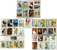 St. Tomé - 3 paquets de timbres