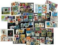 Sport - 12 paquets de timbres