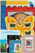 Saint Tome & Principe, Swaziland, Togo, Ouganda - Paquet de timbres - Neufs