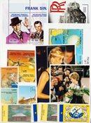 Comores, Congo, Erythrée - Paquet de timbres - Neufs