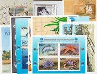 Ouganda - Paquet de timbres - Neufs