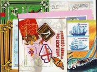 Mozambique - Frimærkepakke - Postfrisk