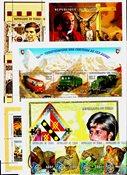 Tchad - Paquet de timbres - Neufs