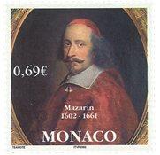 Monaco - Mazarin - Timbre neuf