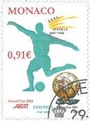 Monaco - ASCAT - Stemplet frimærke
