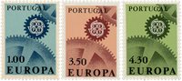 Portugal 1967 - Michel 1026/1028 - Neuf