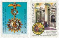 Argentina 1993 - Michel 2170/2171 - Postfrisk