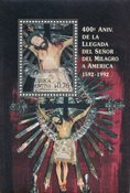 Argentina 1992 - Michel Blok 53 - Postfrisk