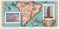 Argentina 1988 - Michel Blok 37 - Postfrisk