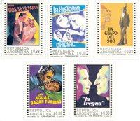 Argentina 1992 - Michel 2149/2153 - Postfrisk