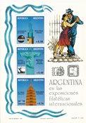 Argentina 1993 - Michel Blok 54 - Neuf