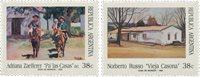 Argentina 1993 - Michel 2179/2180 - Postfrisk
