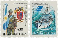 Argentina 1993 - Michel 2172/2173 - Neuf