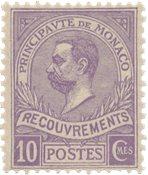 Monaco 1910 - YT T9 - Postituore