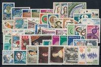 Monaco 1960-1980 - Neuf (Cote 200 EUR)