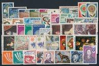 Monaco 1960-1980 - Neuf (Cote 100 EUR)