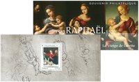 France - Raphael - Bloc-feuillet neuf en pochette