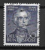 Allemagne  - AFA 1129 - Oblitéré