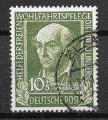 Allemagne  - AFA 1081 - Oblitéré