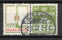 Danmark  - Rekl. 44 - stemplet