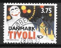 Danimarca  - AFA 1043x - Usati