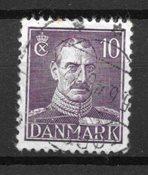 Danemark  - AFA 274x - Oblitéré