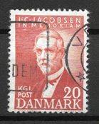 Danemark  - AFA 305x - Oblitéré