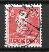 Danemark  - AFA 276z - Oblitéré
