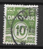 Danemark  - AFA 124ay - Oblitéré