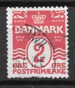 Danemark  - AFA 78bz - Oblitéré